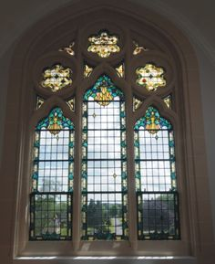 Stained glass window repair. Flat conversion. Mount Zion church, Quarriers Village, Bridge of Weir, Scotland.  RDW GLASS stained glass studio in Glasgow, Scotland established in 2000. Repair and restoration, design, manufacture and installation services offered. Fused glass, Glass Etching, Bespoke Lighting, Glass Awards, Recycling and night classes and workshops. www.rdwglass.co.uk