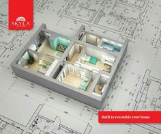 Stays that resemble your homes!  Our properties are hand-picked just to mimic your experience of staying at a home. Keeping the ambiance, amenities and neighborhood in mind, we stay a step ahead to cater effortless lodging to each one of our guests.  Visit www.skylaservicedapartments.com