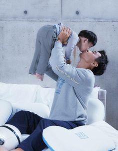 Superman Cast, Superman Kids, Korean Babies, Asian Babies, Lee Dong Gook, Lee Minh Ho, Super Man, Ji Yong, Hyun Bin