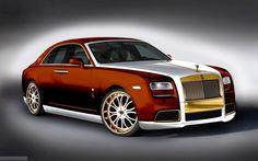 Rolls Royce Ghost 2014 Car Wallpaper | Car Wallpaper HD