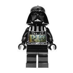 LEGO Star Wars Darth Vader Alarm Clock
