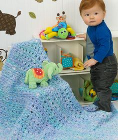 Playful Blanket