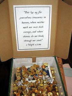 Mutual activity - treasures in heaven, pirate themed scavenger hunt