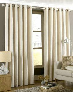 1000 id es sur le th me rideaux cr me sur pinterest rideaux tissu de rideau et murs p ches. Black Bedroom Furniture Sets. Home Design Ideas