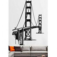 Decorate with Vinyl Wall Decals and Artistic Wall Coverings Bedroom Stickers, Wall Decor Stickers, Removable Vinyl Wall Decals, Custom Decals, Black Wall Decor, Wall Murals, Wall Art, Landscape Walls, Stencil