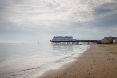 awesome Cleethorpes Beach