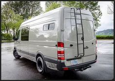 The Best 4x4 Mercedes Sprinter Hacks, Remodel and Conversion (35 Ideas)