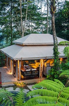 Come to this gorgeous eco-friendly luxury tent with an infinity pool in Bali & 81 Best Eco-Friendly Glamping images in 2019 | Eco friendly ...