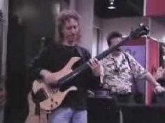 Michael Manring - NAMM show bass clinic
