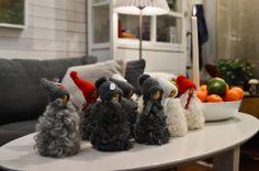 Behöver du tips på julklappar? Köp en gullig jultomte!