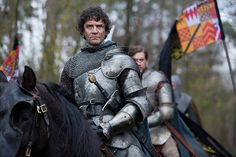 The White Queen | James Frain as Lord Warwick