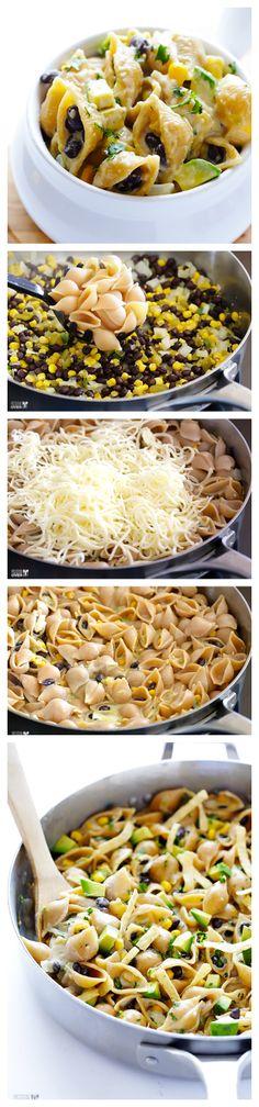 Mexi Macaroni and Cheese.