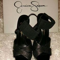Jessica Simpson Shoes - Jessica Simpson Black Pumps