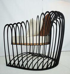 Collection Wave mobilier aéré par Jihye Choi