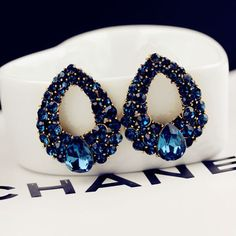 ==> reviews2015 New arrival Celebrity wind drops Sapphire blue rhinestone  fashion boutique crystal stud earrings for woman2015 New arrival Celebrity wind drops Sapphire blue rhinestone  fashion boutique crystal stud earrings for womanLow Price Guarantee...Cleck Hot Deals >>> http://id301486592.cloudns.hopto.me/32380995159.html.html images