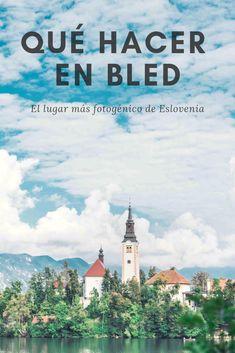 Descrubre qué hacer en Bled en 1 día #bled #eslovenia #europa #viajar #barato Eurotrip, Eastern Europe, Wanderlust, Travel Blog, Travelling, Trips, Sentences, Travel Organization, Travel