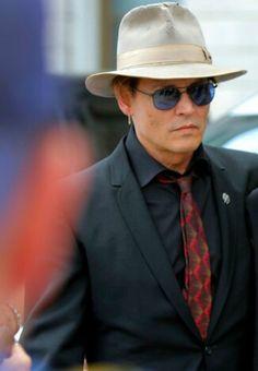 Johnny Depp (14. April 2017)