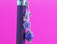 Rose Vape Bling  Vape Charm  Mod Charm  E cig by VapingTreasures