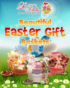 There is still time to get your Easter Gift Baskets!! Easter orders need to be placed by 4/11 for on time delivery. Shop with me at:  http://forever.labellabaskets.com/  #Giftbaskets #Easter #treats #gifts