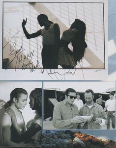 Michael Jackson Exclusive Very Rare Foto/Photo IN THE CLOSET