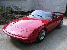 1973 Ferrari 365 Daytona Spyder Michelotti