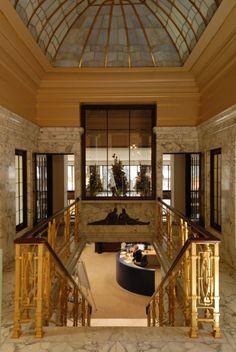 Parvis, Art Nouveau, Belle Epoque, Architecture, Mansions, Interior Design, House Styles, City, Places