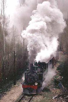 世界の蒸気機関車<シリア>