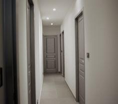 peindre un couloir