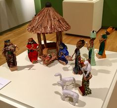 Museum Of Fine Arts, Art Museum, Nativity Scenes, Reyes, All Things Christmas, Museums, Decor, Christmas 2017, Saints