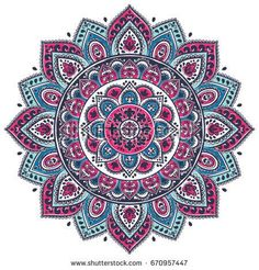 Great design for Table top mosaic ● Indian floral paisley medallion. Can be used for textile, greeting card, coloring book, phone case print. Mandala Art, Mandala Doodle, Croquis Mandala, Mandala Drawing, Mandala Painting, Doodle Art, Paisley, Mandala Oriental, Mandala Wallpaper