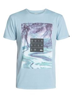 Garment Dyed Tee Hunter EQYZT03162 - Quiksilver