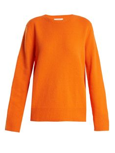 The Row Sibel wool and cashmere-blend sweater at MATCHESFASHION.COM