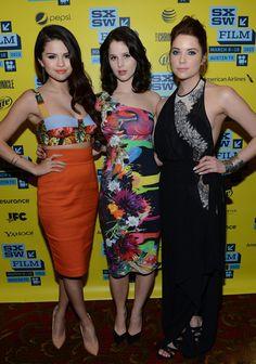 Selena Gomez at 2013 SXSW Film Festival