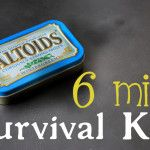 6 Mini Survival Kits…Seriously Adorable and Handy