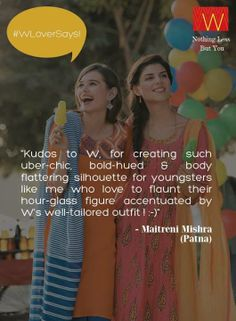Read what Maitreni has to say about #WforWoman.  You can share your review with us here : http://bit.ly/wreview