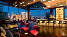 The 5 Most Romantic Cocktail Lounges in Las Vegas | Slideshow