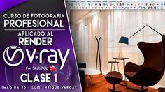 Camara profesional en Vray | Curso de Vray para Sketchup | Clase 1 Home Decor, Photography Courses, Professional Photography, Appliques, Beds, Tutorials, Decoration Home, Room Decor, Home Interior Design