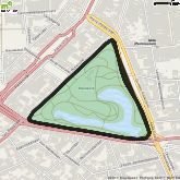 MapMyRun - Antwerpen