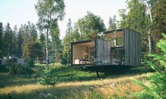 The Revugia resort will comprise 50 junior and senior suites in the main building and over 30 more scattered around the 24 to 49-acre area in the Bavarian Forest, in the Black Forest and the Upper Harz.