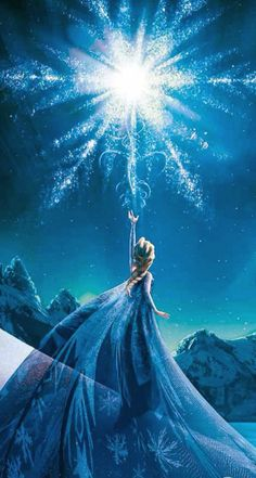Funny pictures about The magic world of Frozen. Oh, and cool pics about The magic world of Frozen. Also, The magic world of Frozen. Frozen Disney, Disney Pixar, Art Disney, Disney Kunst, Disney Films, Elsa Frozen, Disney And Dreamworks, Disney Love, Disney Magic