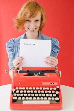 Los principios de la comunicación escrita: La máquina de escribir - la secretaria