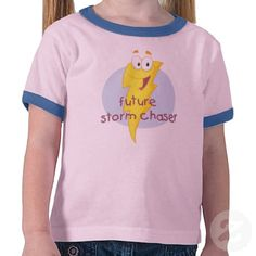 Storm Chasers T-Shirts - Thank the Storm Chaser - Solar Power Reviews