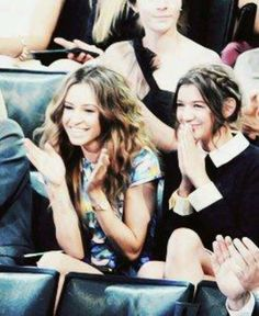 When u see a pic of El and Dani, you do not keep scrolling, u repin it!