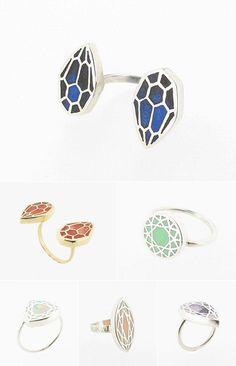 July 2013   The Carrotbox modern jewellery blog and shop — obsessed with rings