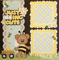 Precious Memories by Julie: Just Beeing Cute