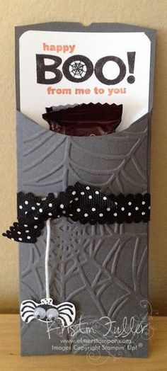 Googly-Treat-Pouch  Stampin Up