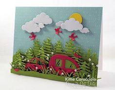 camper - Homemade Cards, Rubber Stamp Art, & Paper Crafts - Splitcoaststampers.com
