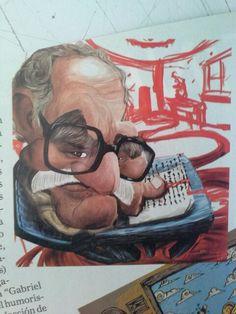 Caricatura del concurso en Guadalajara