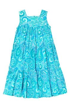 MASALABABY Paisley Print Dress (Toddler Girls, Little Girls & Big Girls) available at #Nordstrom