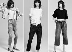 Zara SS 2017 Denim Lookbook